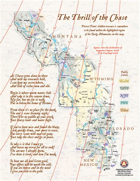 fenn treasure map benchmark maps atlases forrest fenn s treasure and benchmark maps