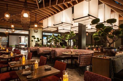 la japanese restaurants  design focused options