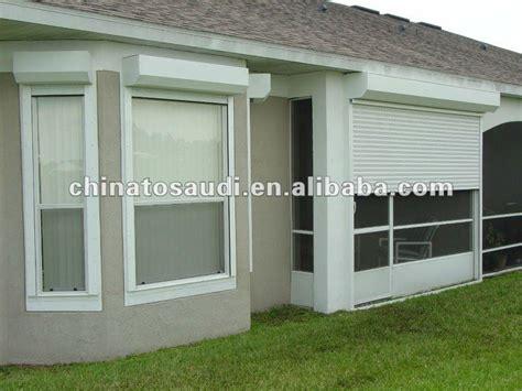 Tirai Jendela Aluminium mewah aluminium jendela dan pintu dengan tirai blind