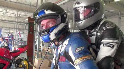 Youtube Motorradfahren Lernen by Motorrad Renntaxi De Hog 252 Und Dirk In Aktion Youtube