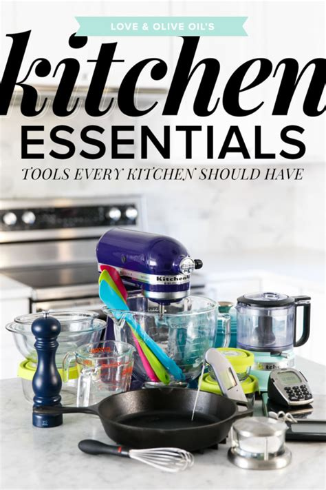 10 essential kitchen tools that everyone should have gal on a mission skin center nc kitchen essentials tools every kitchen