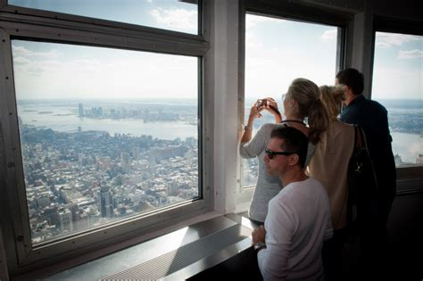 102 floor observatory empire state building