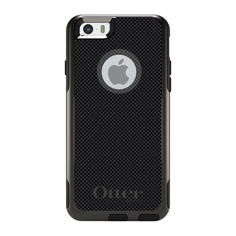 Iphone 6 Other Box Spigen Black Carbon Cover Silikon otterbox commuter for iphone 5s se 6 6s 7 plus black grey