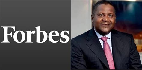 forbes releases 2018 list of africa s richest billionaires nigerians take top 2 spots list