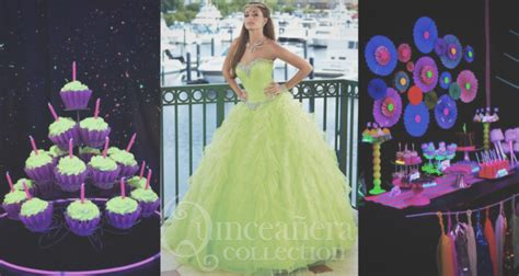 quinceanera themes glow in the dark 25 glow in the dark quinceanera ideas quinceanera