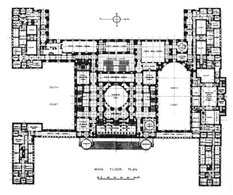 viceroy floor plans plan of lutyens viceroy house new delhi one day one