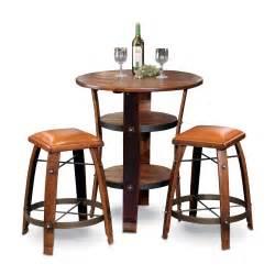 2 day designs 3 napa bistro table pub set atg stores