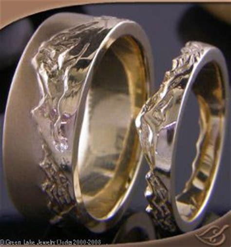 best 25 gold wedding bands ideas on wedding