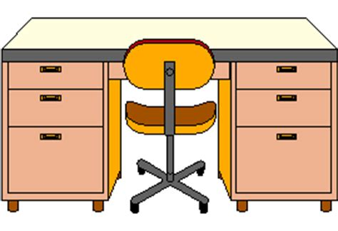 Best Computer Desks by On The Desk Clipart Best