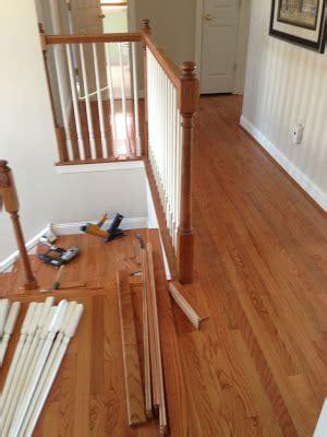 bruce hardwood floor installation floor installation photos bruce oak butterscotch hardwood