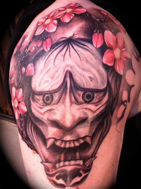 blacklist ink tattoo joplin mo hanya mask by wade rogers tattoonow