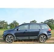 Tata Hexa XT MT Side Review