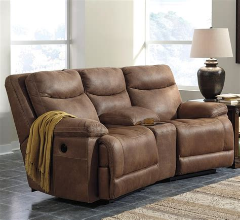 microfiber reclining sofa with console reclining sofa with console 2 seat reclining sofa with