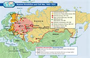 and the revolution map best photos of russian civil war map russian revolution