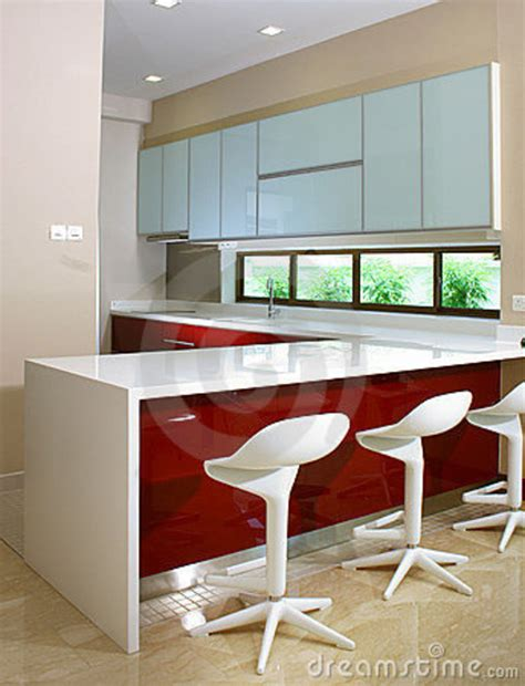 kitchen counter design stock photos kitchen and bar counter design bookmark 13237