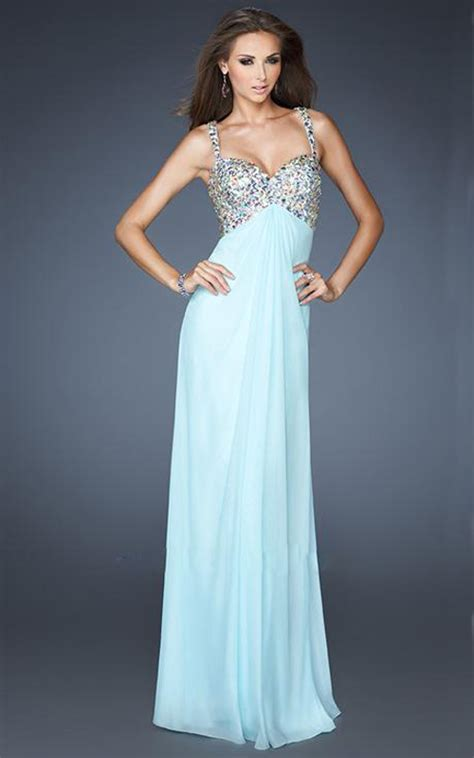 cheap beaded prom dresses blue la femme 18841 sequin prom dress cheap stylecaster