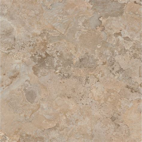 shop armstrong terraza shale peel and stick floating vinyl tile at lowes com