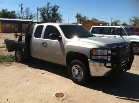 bale bed trucks for sale 2009 chevy 2500hd 4x4 w deweze bale bed