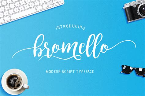 Dafont Bromello | bromello font dafont com
