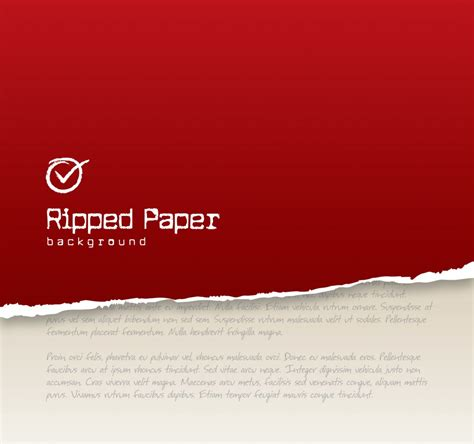 torn paper vector tutorial best free vector backgrounds design inspiration