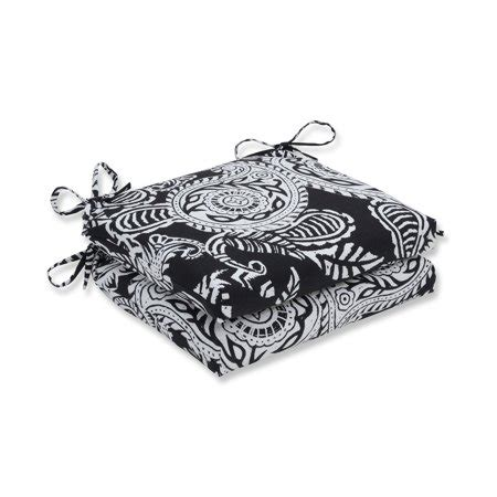 black and white paisley chair set of 2 black and white paisley swirl outdoor patio chair