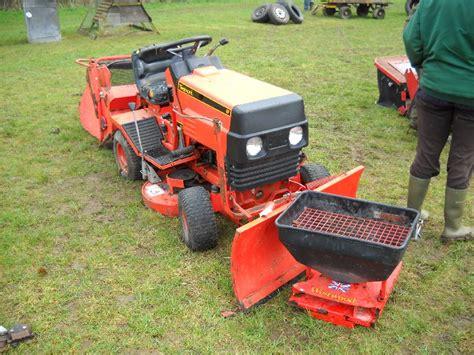 Garden Tractor Accessories Westwood Tractor Attachments Imgwestw003 Vintage