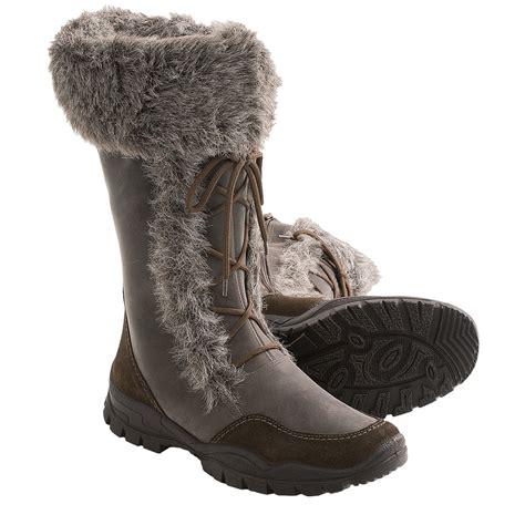 womens waterproof winter boots ara ina tex 174 winter boots waterproof for