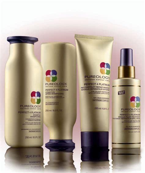 Loreal Buys Pureology by Pureology 4 Platinum Haircare Range Review