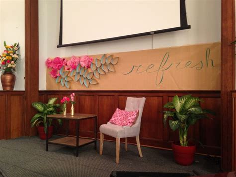 decorating ideas for women s conference 523 best conference church stage design images on