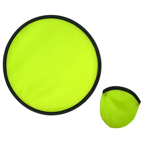 NorthPeak   25cm Foldable Frisbee   Green