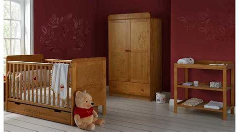 Winnie The Pooh Nursery Furniture Set Winnie The Pooh Bed Set