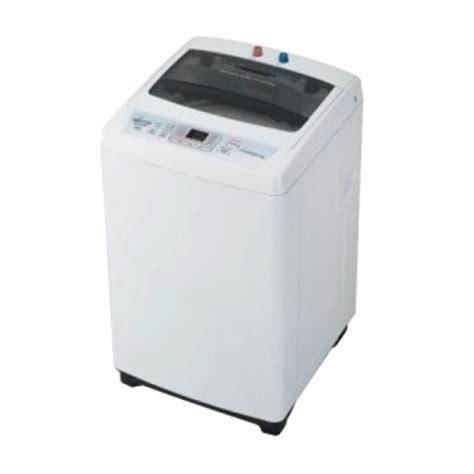 Mesin Cuci Otomatis Tipe Front Loading jual daewoo dwf 700w mesin cuci top loading otomatis 7 kg