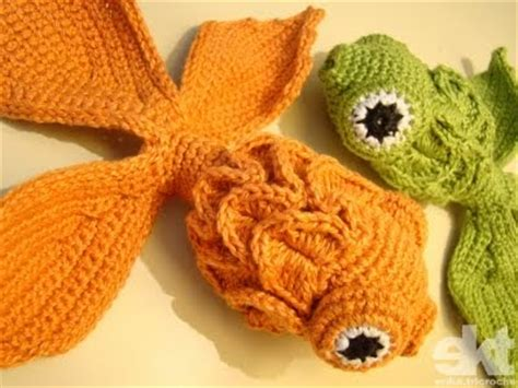 html pattern no whitespace liando los hilos tutorial gold fish y principito a crochet