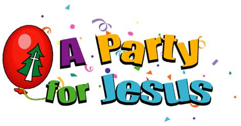 christmas baby jesus party for kids birthday for jesus community outreach