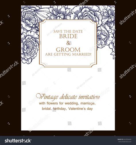 wedding day invitation invitation wedding marriage bridal birthday stock