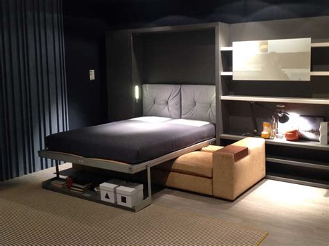 Wand Bett by Salone Mobile Highlights 2014 Anima Domus