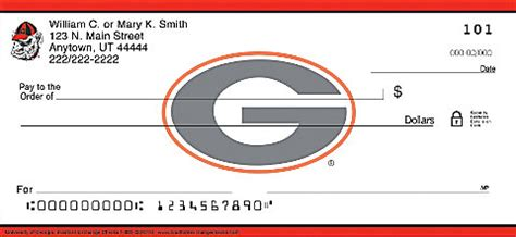 Ga Background Check Bulldogs Personal Checks Largest Selection Of College Checks