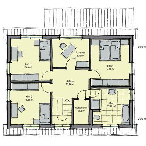 Fertighaus Grundrisse Einfamilienhaus by Einfamilienhaus Pappelallee Mit Wintergarten Und