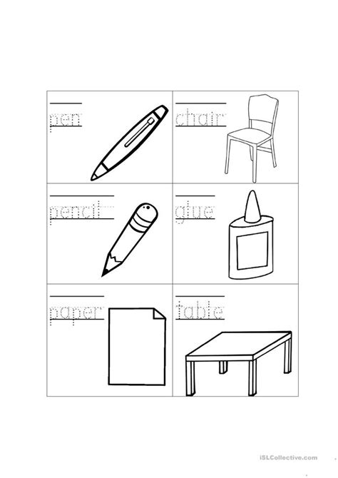 Classroom Worksheets by Colouring Worksheet For Nursery Class Colouring
