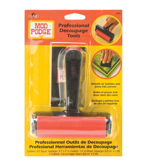 Decoupage Tools - mod podge professional decoupage tool jo