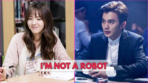 film korea i am not a robot i m not a robot upcoming drama 2017 yoo seung ho chae