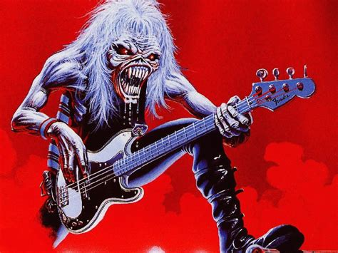 eddie irons iron maiden wallpapers hd download