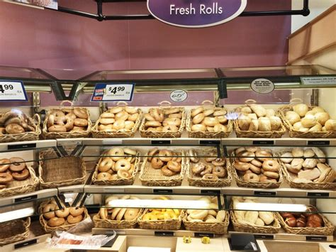 Bakery Store by Fresh Bagels From Their Bakery Yelp