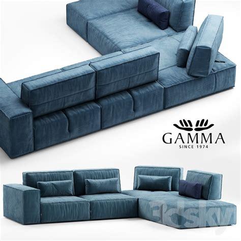 gamma sofa 3d models sofa sofa gamma soho sofa