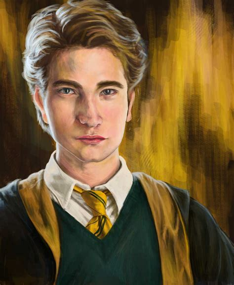 cedric diggory house hufflepuff house cedric diggory by whiteappleartist on deviantart