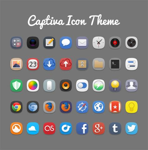 computer icon themes free download github captiva project captiva icon theme