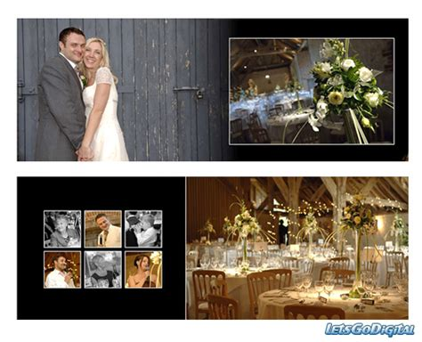 Wedding Albums Software by Design And Order A Luxury Wedding Photo Album