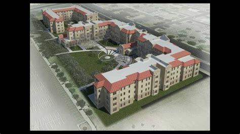 texas tech housing texas tech university fox blocks student housing dorms youtube