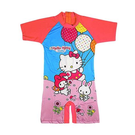 Cd Baby Motif Hello Jual Baby Motif Hello Baju Renang Anak Tk