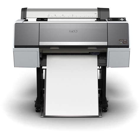 Printer Epson P6000 epson surecolor p6000 24 quot large format inkjet scp6000se b h